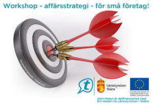 Erbjudande: Workshop- affärsstrategi- för ett företag.